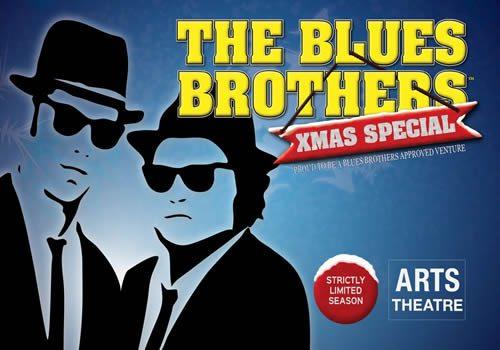 Blues Brothers logo large