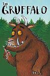 The Gruffalo logo small