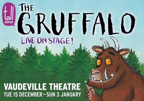 The Gruffalo logo large