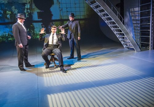 Miss Atomic Bomb Production Shot 4