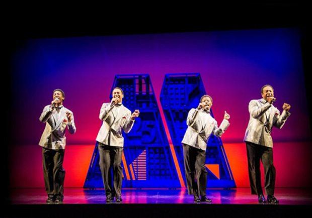 Motown Review shot