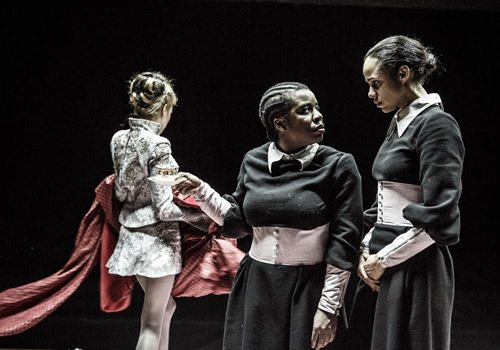 the maids production shot 7
