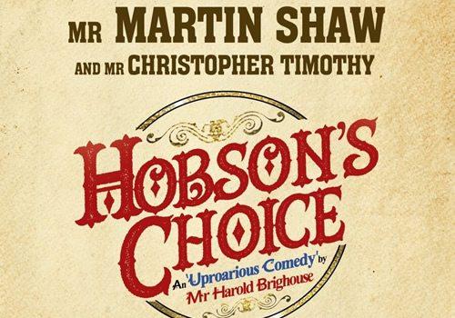 Hobson's Choice OT