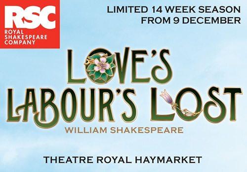 Love's Labour's Lost RSC OT