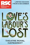 Love's Labour's Lost RSC small logo