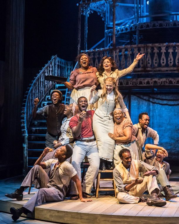 Show Boat review round up