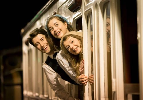 Railway children prod shot 1