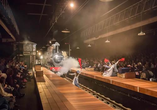 Railway children prod shot 3