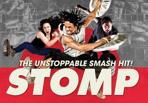 Stomp logo large