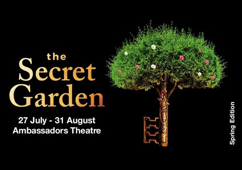 The Secret Garden logo large