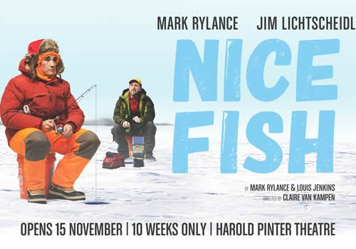 Nice Fish Mark Rylance large