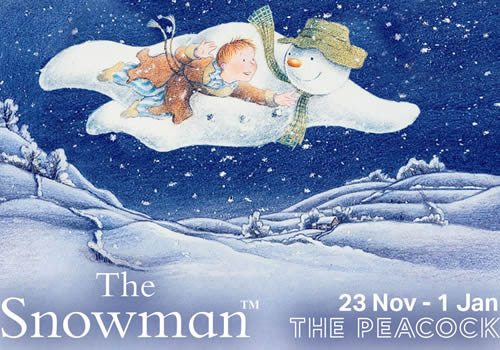 The Snowman_logo large
