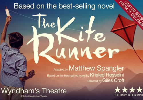 The Kite Runner logo large