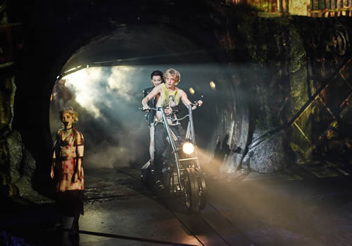 Bat Out of Hell Production Shot 2