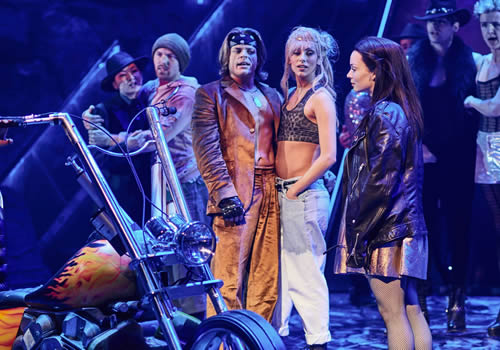 Bat Out of Hell Production Shot 4
