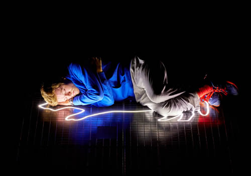 Curious Incident Production Shot 1