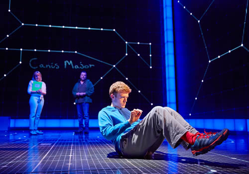 Curious Incident Production Shot 2