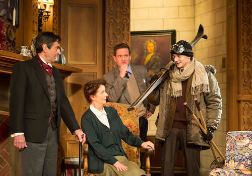 The Mousetrap Production Shot 3