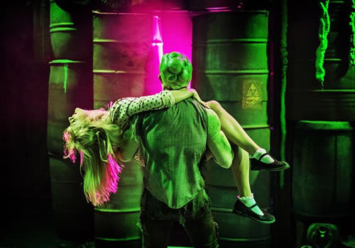 Toxic Avenger Production Shot 1