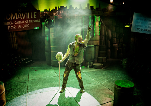 Toxic Avenger Production Shot 3