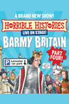 Horrible Histories - Barmy Britain Part Four
