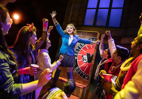 Heathers The Musical Theatre Royal Haymarket London