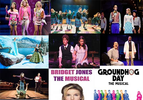 10 Musicals West End