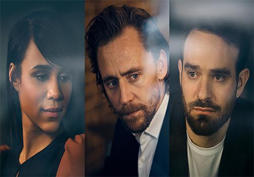 Betrayal Cast