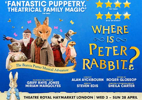 Peter Rabbit OT Large