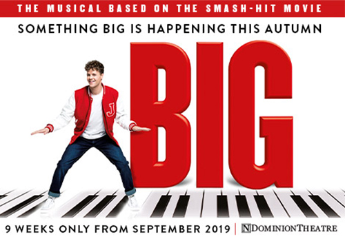 Big the Musical OT Large