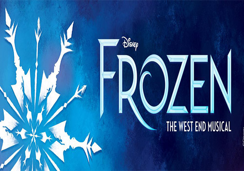 Frozen the Musical tickets