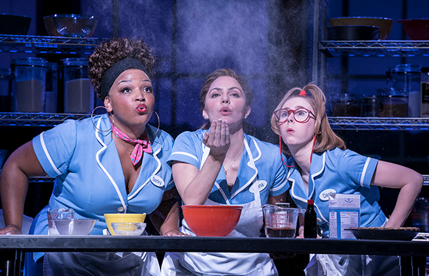 Waitress Review