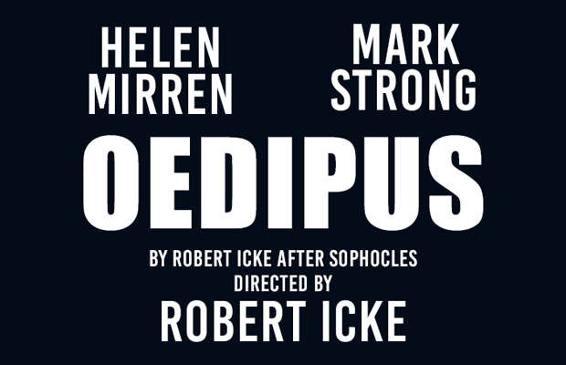 Oedipus starring Helen Mirren and Mark Strong will open in London in Winter 2020