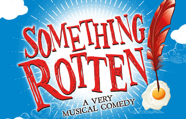 Something Rotten will make its UK premiere at Birmingham Repertory Theatre later this year, could London be next?