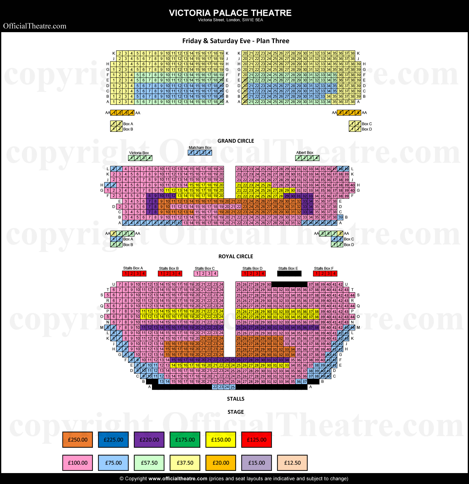 Victoria-Palace-Theatre-seat-prices-Hamilton