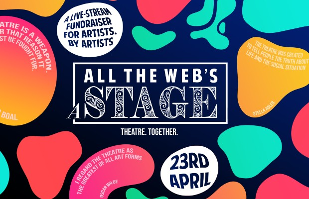 All The Web's a Stage is a new initiative set up by Theatre Together