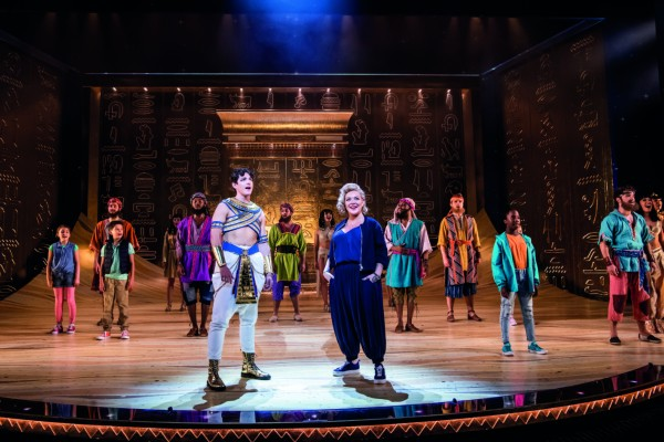 Jac Yarrow and Sheridan Smith in Joseph at the London Palladium