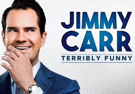 Jimmy Carr - Terribly Funny tickets