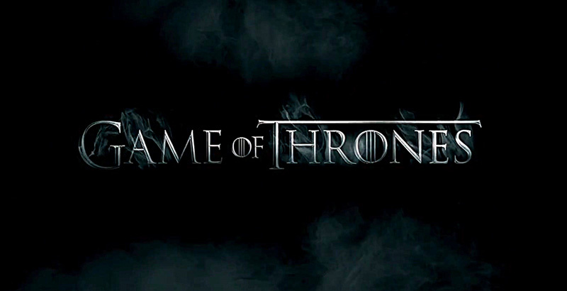 The Game of Thrones logo