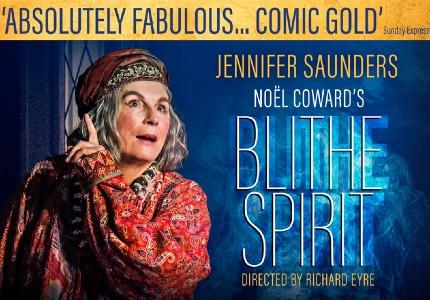 Blithe Spirit tickets