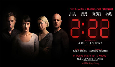 2:22 - A Ghost Story tickets