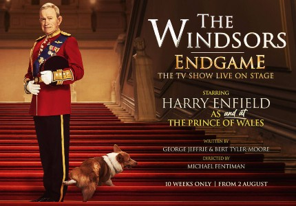 The Windsors: Endgame tickets