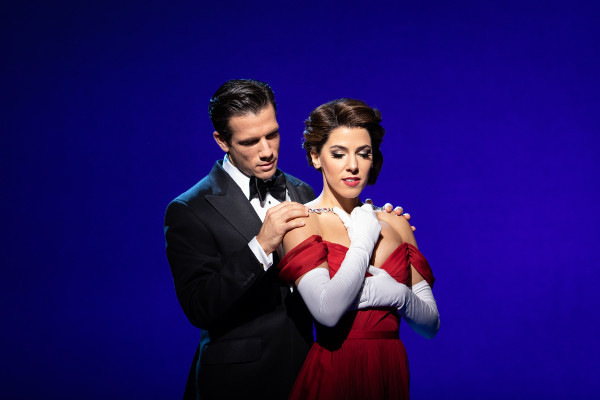 Danny Mac and Aimie Atkinson in Pretty Woman: The Musical at the Savoy Theatre