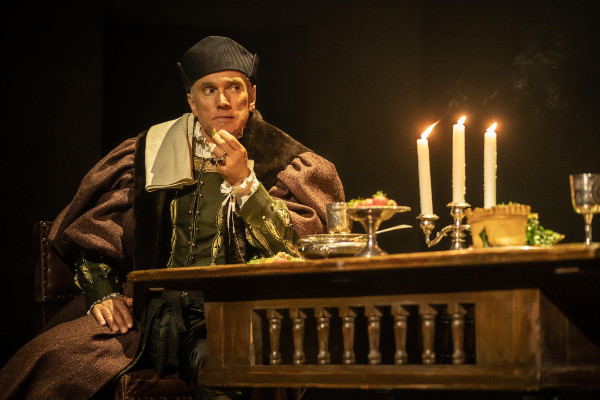 Ben Miles in the Mirror and the Light at the Gielgud Theatre